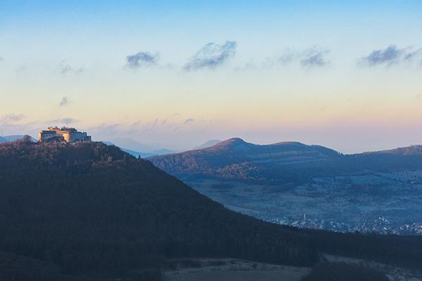 Burgen der Alb / Castles of the swabian alb